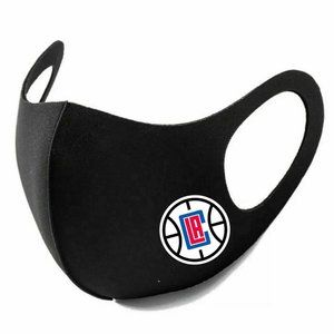 L.A Clippers Face Mask - Washable Face Mask